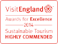 Sustainable Tourism Highly Commended